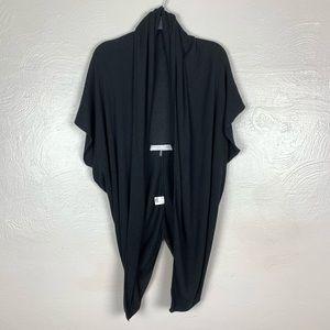 Trina Turk Circle Short Sleeve Draped Sweater M